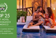 El Dorado Resorts / Gourmet All Inclusive!  Wendi is a Gourment All Inclusive Vacation Agent (GIVC) with these resorts.  That allows her to offer her clients upgrades (sometimes even double upgrades), spa treatments and best pricing.
