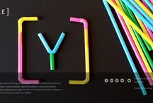 Resources for portfolio on [Yoke] Design / A number of resources of the design firm [Yoke]
