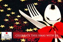 Christmas Special Offers / Book a table now at Thai Square, London restaurants open for Christmas Day Breakfast, lunch and Dinner. We offer a 3 specials menu for Christmas day dinning.