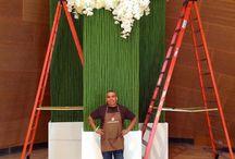 Florist ideer / Idéer som kan användas inom floristyrket
