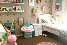 Saylor's Toddler Room