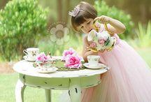 ~Girls | tea party~