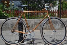Bike 'n Rolla / A handful of highly skilled and passionate professionals, have decided to restore old bicycles, to their former glory. They do so either by custom making them to your liking or, by restoring them according to their own acquired and qualified taste.