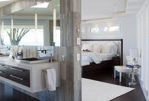 Salle de bain et Chambre