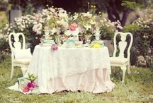 Woodland/Tea party Weddings