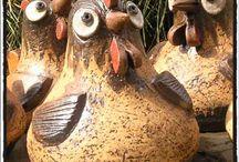 kippen-ganzen en andere hoenderachtigen