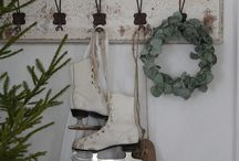 Noel / Christmas and winter decorating! Let it Snow
