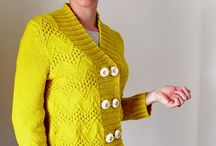 Knitting patterns I like