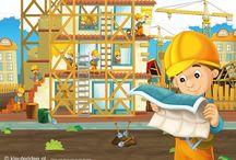 Huizen bouwen
