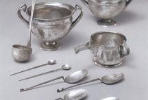 Vajilla romana:cucharas romanas