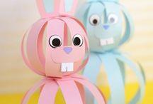 Afke voor Pasen