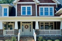 Decorating - Craftsman Style / Over the years, my decorating tastes have run the full gambit. My current love is Craftsman style, with its simple lines and sturdy but beautiful details.