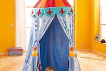 tentes et maison à coudre ou construire / by Nadine Nyssen