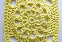 muestra crochet