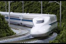 The Shinkansen Bullet Train ( speed 320 km /h) 700,N700A series.