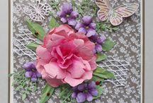 Card Ideas - Susan's Garden / by Bobbie Sumpter