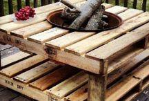 Let's DIY some wood pallets
