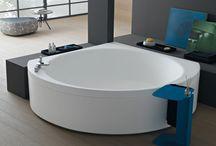 Ванные комнаты / Идеи дизайна ванных комнат