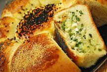 Çiçek ekmek böreği