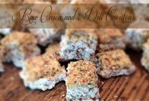 Raw Croutons & Salad Toppings