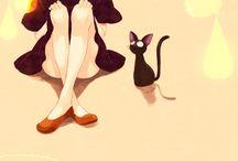My Girl ♥ Cats / by Katrine Camillo