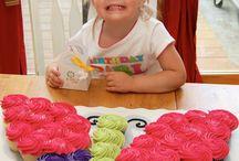 Kaylas 1st birthday