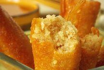 desserts du maghreb / recettes sucrées Maghreb