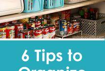 Storage Tips