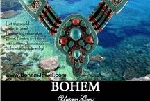 Behind the Scenes: Bohem Unique Gems
