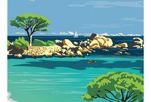 Voyages au bord de l'eau