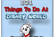 Walt Disney World To Do's / by Deb, Focused on the Magic