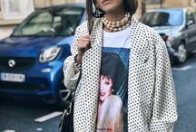 Fashion inspirace