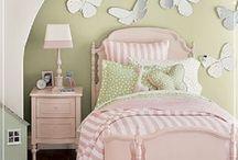 Bedrooms / by Tinker Gutierrez