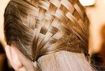 Hair / Ideas for hairstyles