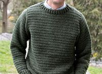 Crochet hombre