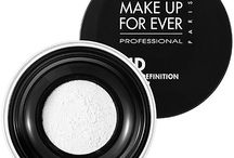 Make up / Cosmetics & brushes