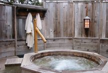 Hot Tub and Pool / by Anny Huberts