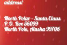 Santa's address