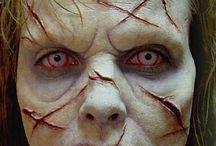 Scary makeup / by Christine Gero Horovitz