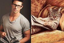 Modele vs koty! / http://louloublog.pl/modele-vs-koty/