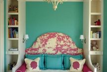 Eliana's Bedroom Inspiration / I am collecting decorating ideas for Eliana's future bedroom.