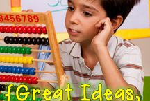 Grade 3-4 Math Inspo / Mathematics learning, lesson, teacher professional development and resource inspiration for Grade 3 and 4. Find ideas, tips, hacks and timesavers here!