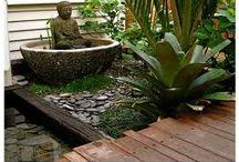 Balinese Garden