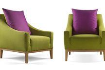 MOYA armchairs