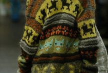 Knitting/strikking