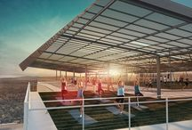 ELS Sports & Recreation / Community recreation and campus athletics facilities may have different programs, but they share the goal of creating a comfortable place to celebrate athletics.