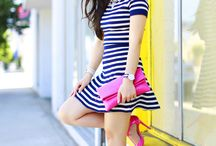 Stripes / by Glamazons Blog