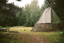 Building Design-Teepees & Tents