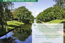 CR Child and Partners / It is about the wonderful places to experience in the area of Hythe where Iive and work and the wonderful people I work with and serve at the estate agency practice at CR Child and Partners.