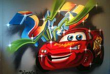 Graffiti by Studio Zion Netherlands